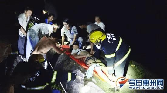 男子跌入象头山坑洞受伤晕厥 被众人合力救出