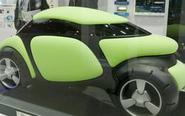 太安全了!绿色是气囊
