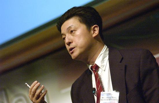 张首晟:有了区块链,黑客就不可能黑每个人的数据