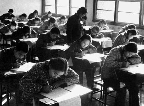 40年前恢复高考:考生竟然答不出我国的四大发明