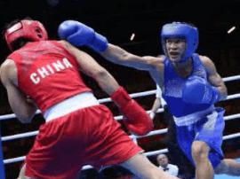 河北男子拳击实现奖牌零突破