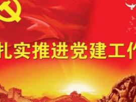 河津市召开非公和社会组织党建观摩推进会