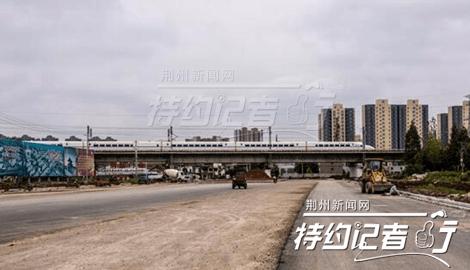 荆州也有城市后花园!带你去看这座建设中的公园