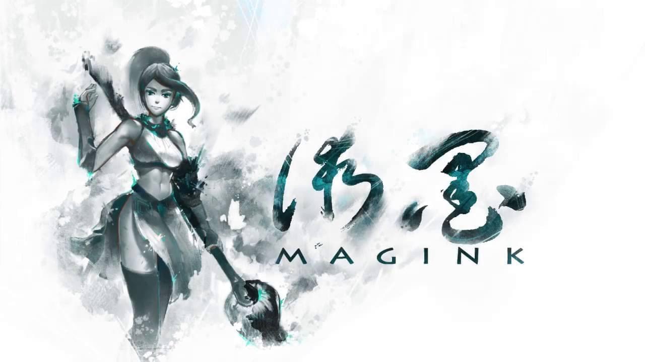 墨术Magink:中国风浓郁的异想世界