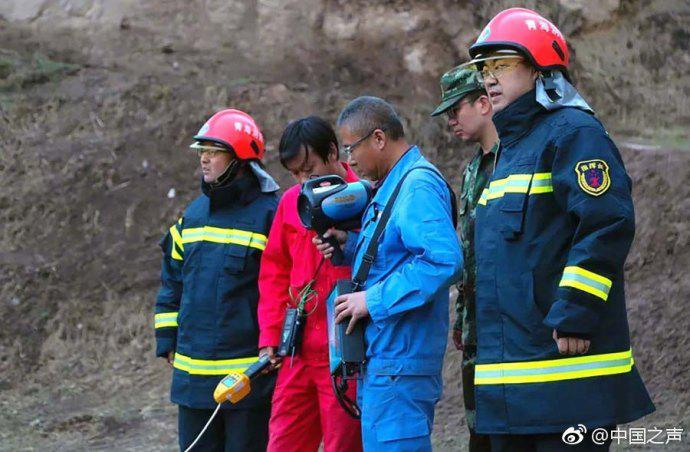 青海一村庄地下喷出不明蓝色气体 检测并非天然气