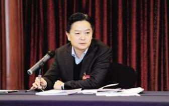 江津书记程志毅开会部署生态环保和乡村振兴相关工作
