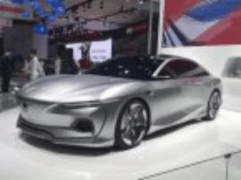 2017上海车展:氢燃料电池车已成新能源大势 一款车补贴100万元