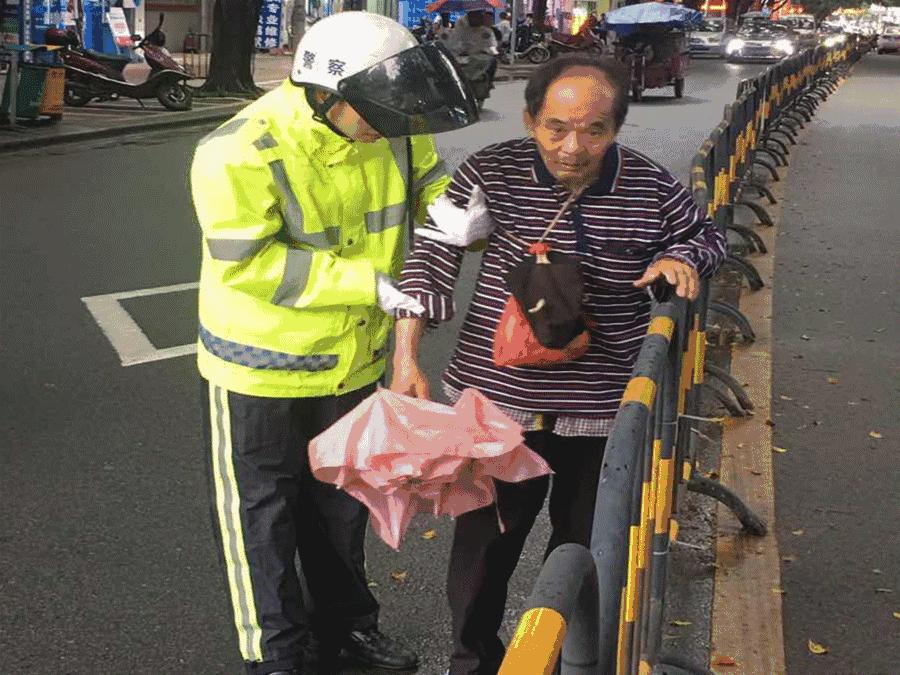打飞抢+清路障+查酒驾!惠东警方实力诠释何谓520
