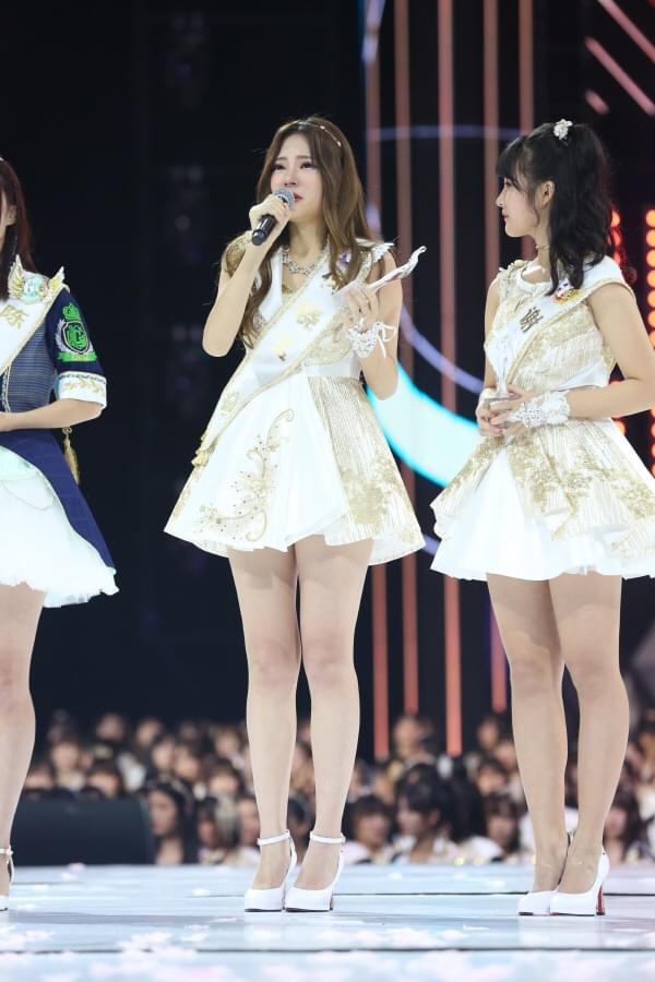 SNH48总决选六大黑马曝光 不为人知的付出和经历
