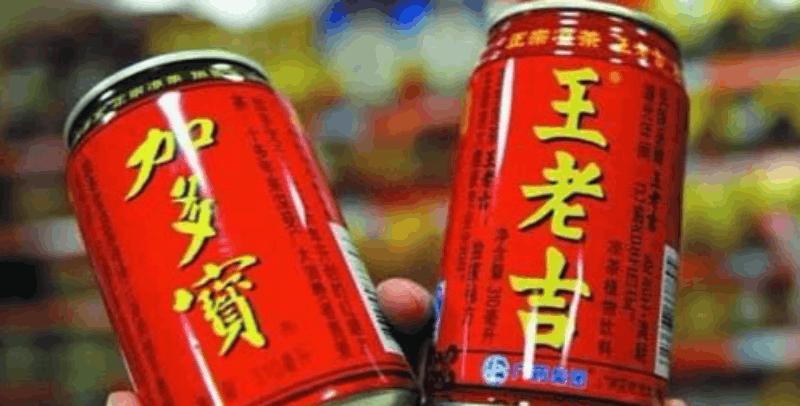 王老吉与加多宝共享红罐包装