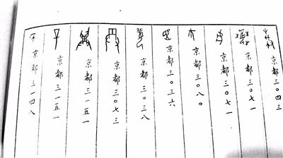 """中国文字博物馆发""""悬赏""""公告求认字 单字奖励10万元"""