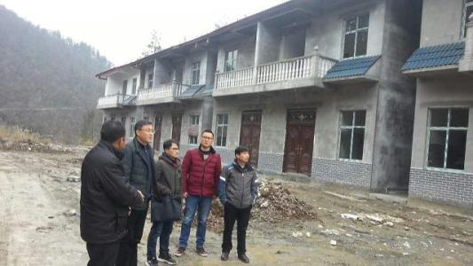入住新居开启幸福 通城又有25户贫困户要搬新房子啦