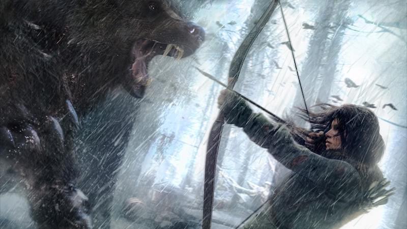 SE2018年E3将公布大作 或为《古墓丽影》新作