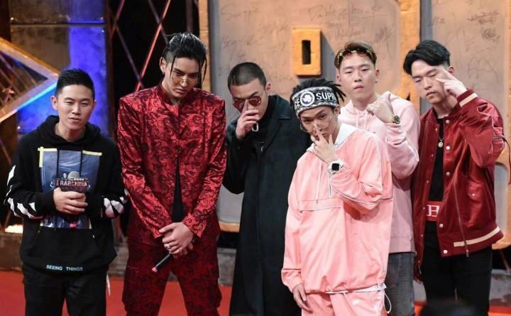 《中国有嘻哈》总决赛录制 四强个人秀燃爆全网