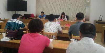 武强县召开了2018年防汛工作会议