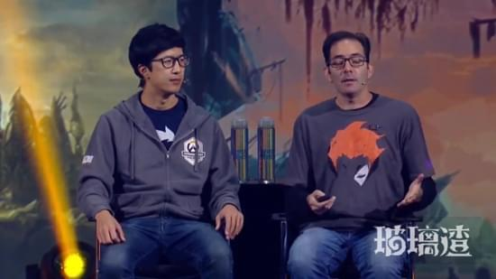 暴雪嘉年华守望档案馆实录——未来会有守望2?