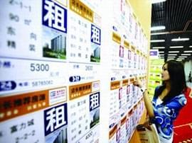 津近期房屋租赁成交量上涨 租金维持稳定