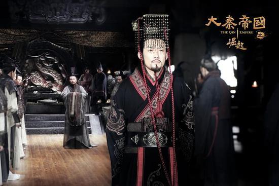 张博《大秦帝国》为王不易 失去爱子又失母亲