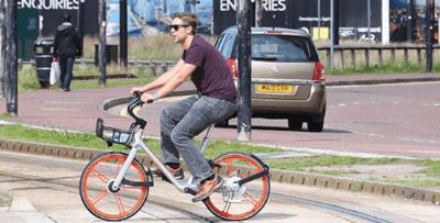 共享单车出海遇水土不服 美英市场无前途?