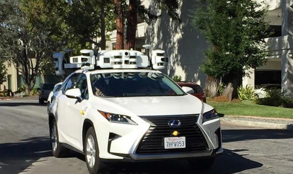 苹果升级无人驾驶测试台 采用新型激光雷达设备