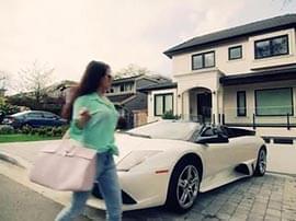"""""""loser""""富2代:不想啃老 可我只有豪车+几千块"""