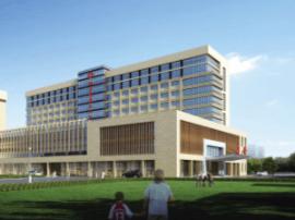 桐乡市第二人民医院改扩建设工程开工仪式举行