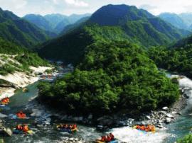 """宝天曼生态文化旅游区 备战""""十一""""黄金周"""
