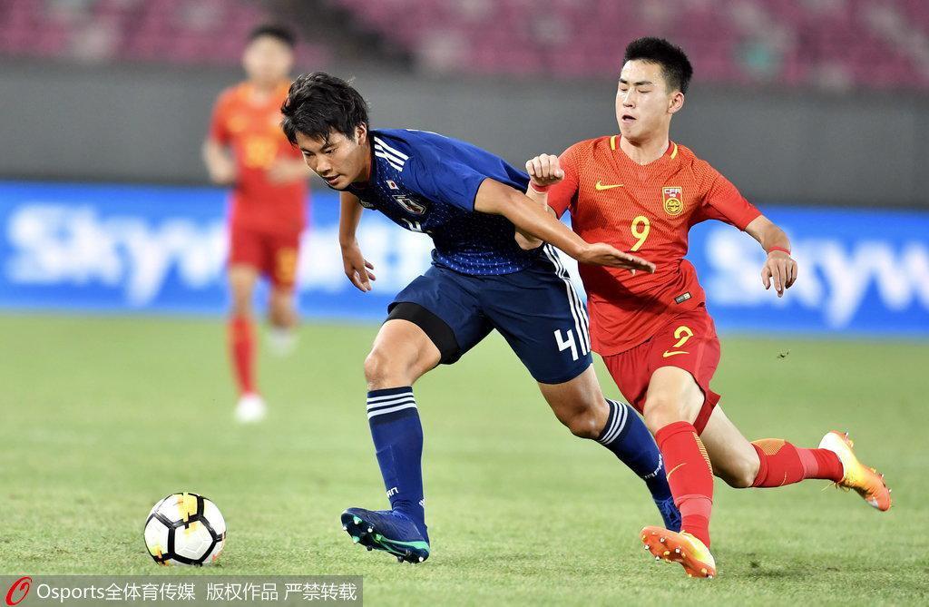 四国赛-韩东屡失良机 U17国青0-0惜平日本U17