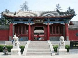 常平关帝祖祠:关公文化的拓展和延伸