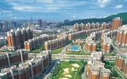 """有小区住5万人 盘点深圳像""""城""""的小区"""