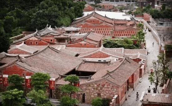 漳州市的省级历史文化街区 猜猜是哪里