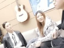 《和歌手在一起》:清华学霸送谭晶锅盔