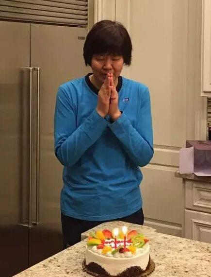 21位弟子齐下厨送恩师生日祝福 郎平:让我很温暖