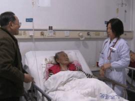 泰州一老太经常手麻未重视 引发突发性脑梗死