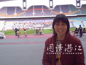 广东女足,她是唯一没踢过足球就直接入队的