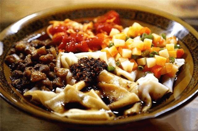 西安不能错过的美食 每一道都能让你过足瘾