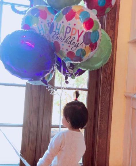 刘强东44岁生日获女儿庆生
