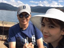 王珂发文纪念与刘涛结婚十周年:江川未老红颜依