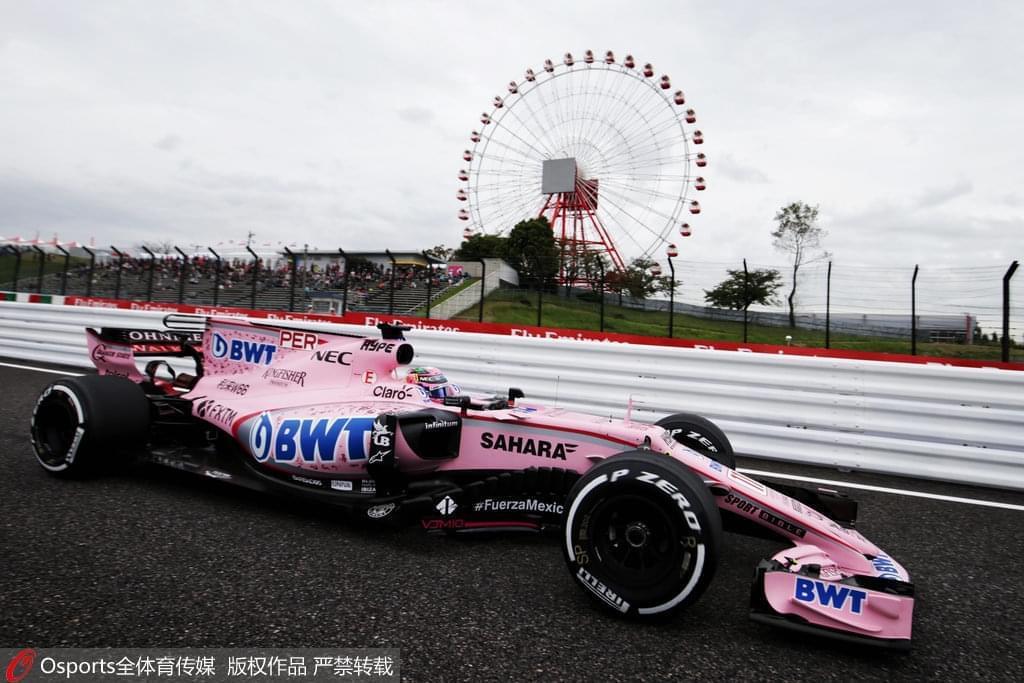 F1日本3练梅奔揽头排 莱科宁博塔斯触发两次红旗