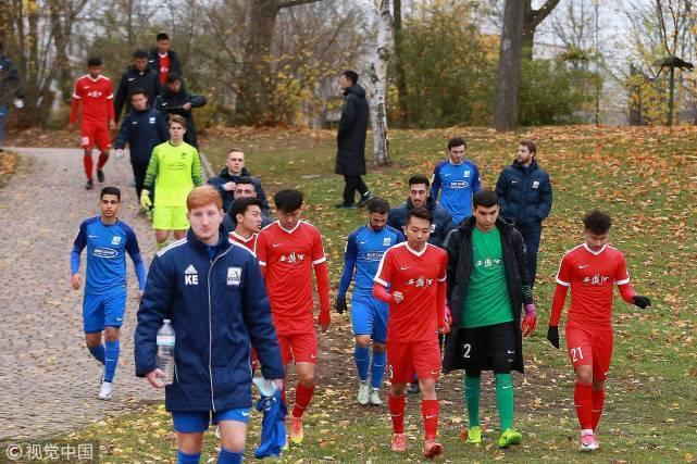 德国足协:因不和谐事件 终止与中国U20热身合作