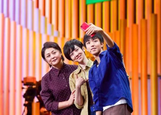 陈小纭王俊凯获认可《演员的诞生》舞台演姐弟
