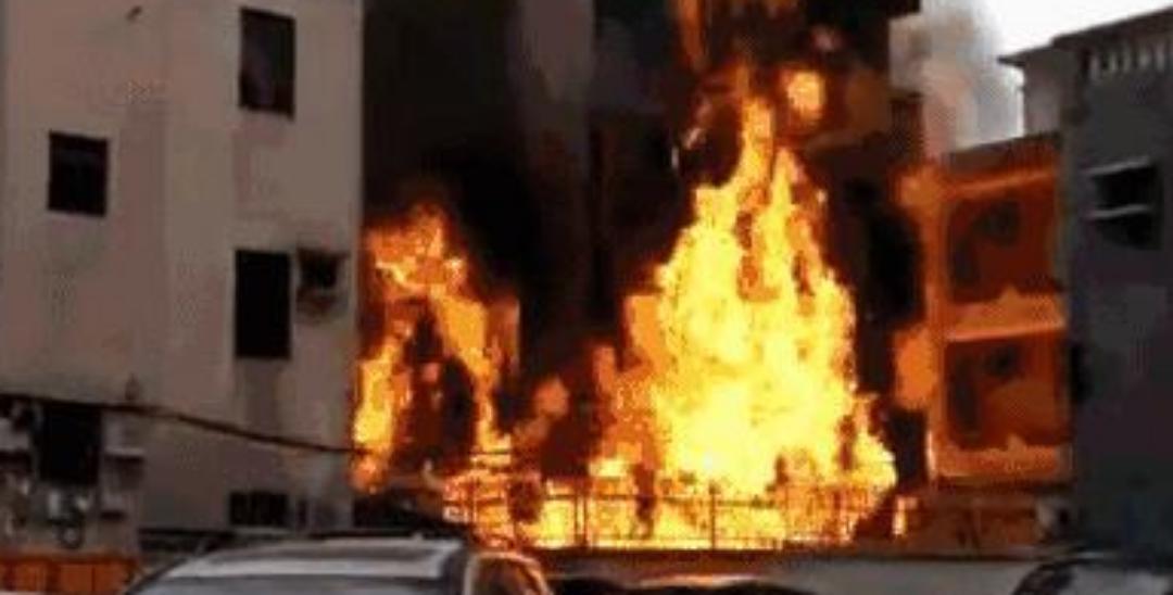 沙井民房大火相关责任人被警方控制 火灾原因查明