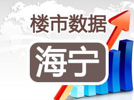 【海宁】1月1日-1月7日成交274套