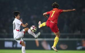 永川四国赛-中国女足首战1-2朝鲜