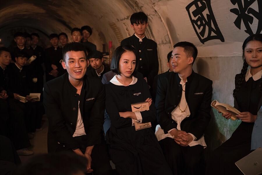 《青禾男高》热血上映 新新小花夏恩演三面娇娃