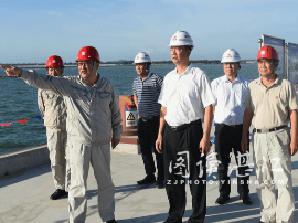 大唐国际雷州火电项目1号机组将于明年十月投产运行
