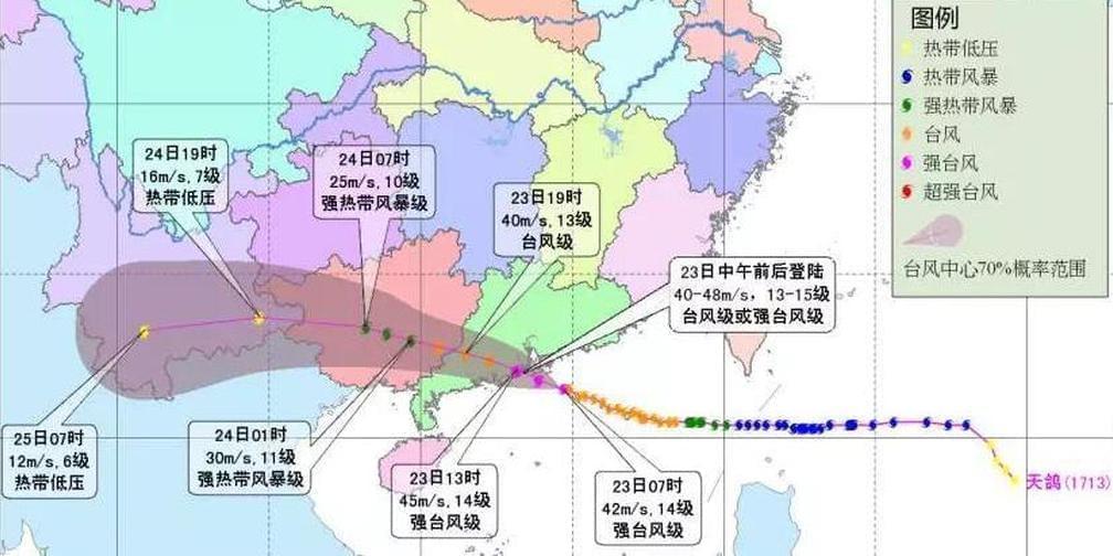 台风ing:珠海发红色预警 停工停课停业!