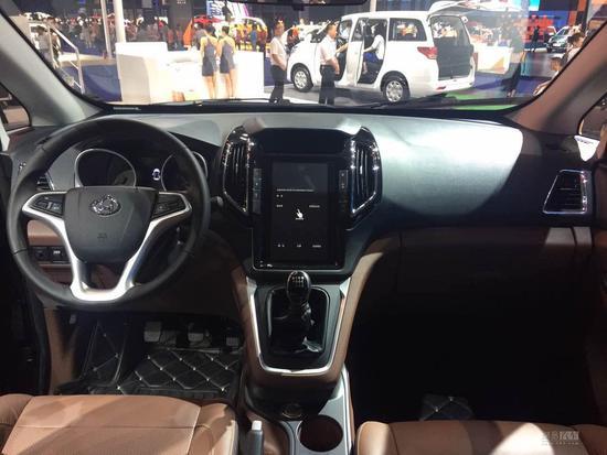9月上市/预售6-8万元 长安睿行S50T发布