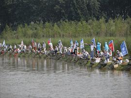 """淄博三五年内将建""""九湖一岛""""10处休闲渔业公园"""