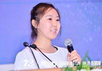 张露可:出国游学后 我可以看到更多不同的文化